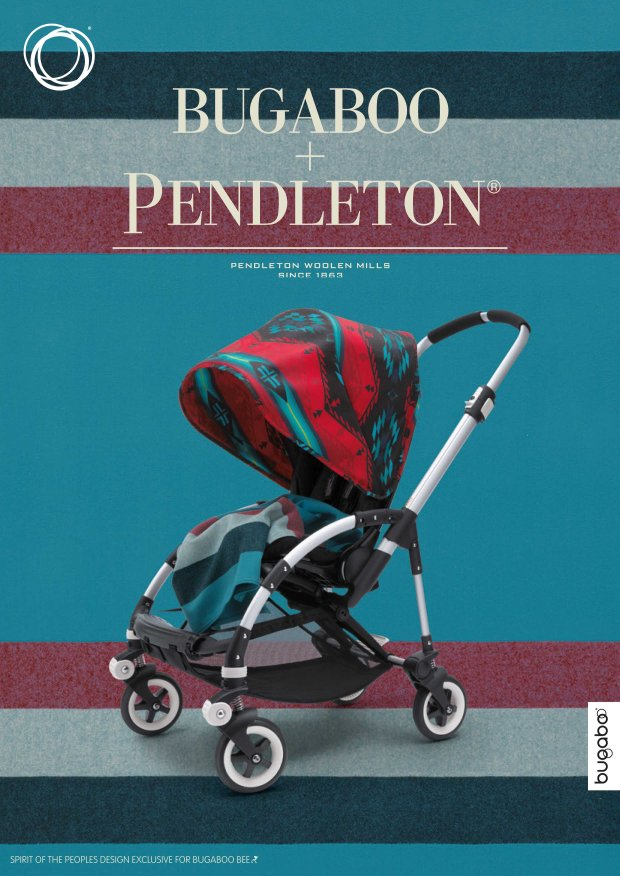 2013 Bugaboo+Pendleton 3