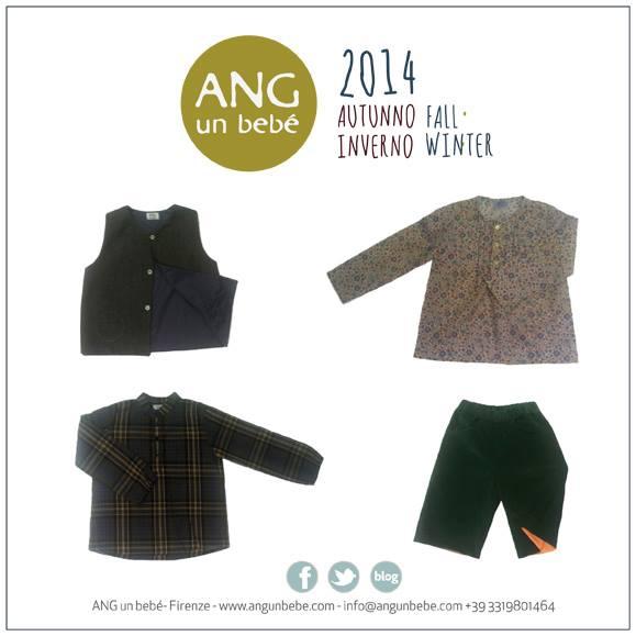 ANG - UN BEBE aw14-15.1