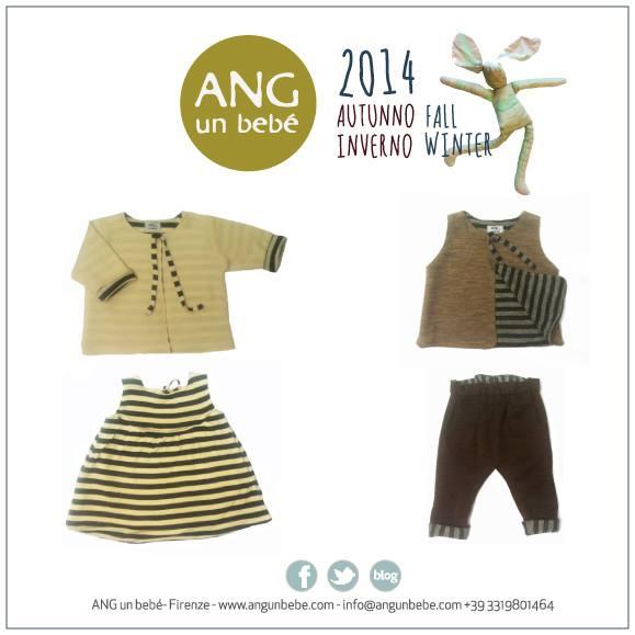 ANG - UN BEBE aw14-15