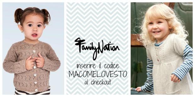 collage family nation codice promozione