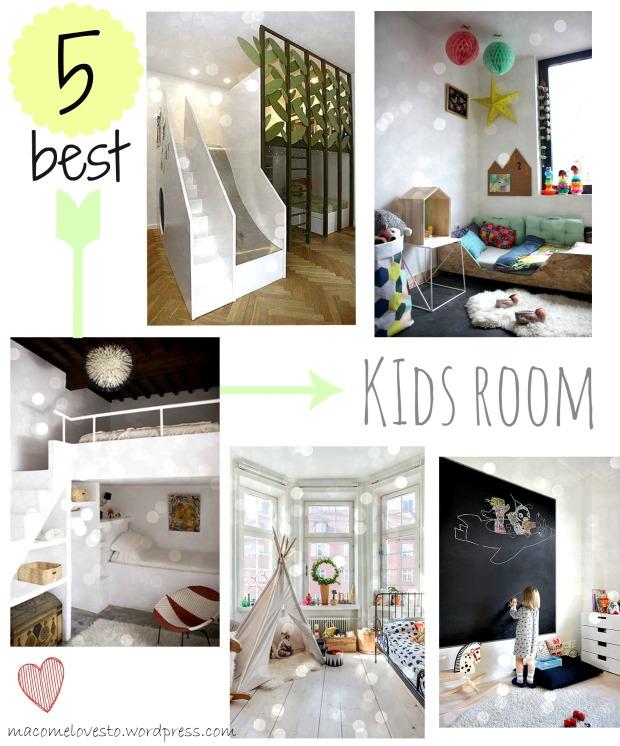 5best kids room