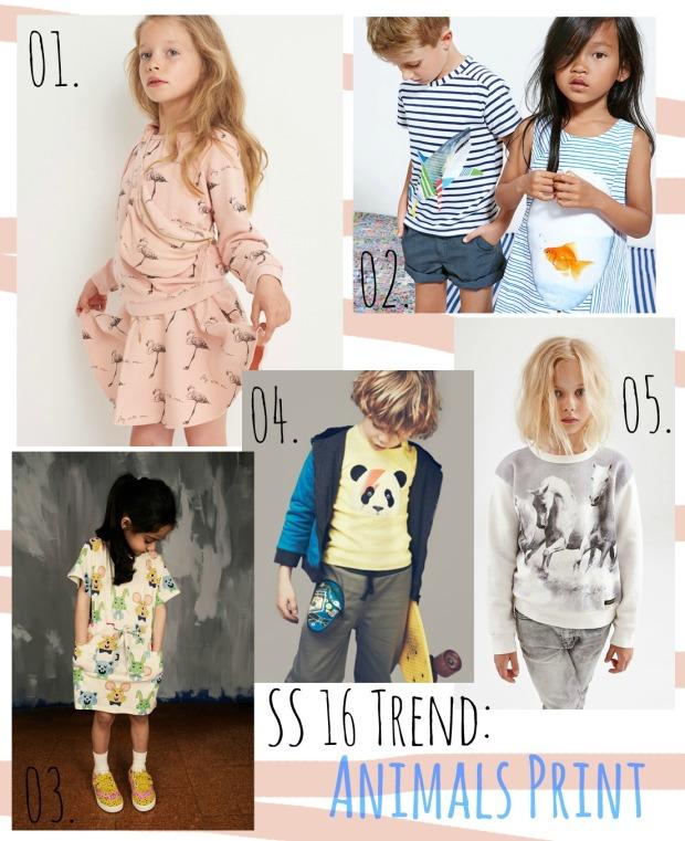 KIds trend ss16
